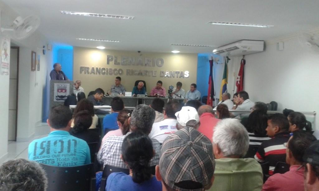 Photo of População se revolta com alguns vereadores de Santa Luzia, saiba porque.
