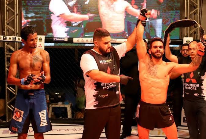 Photo of Paraíba Fight:  João Pessoa sediará competição de MMA