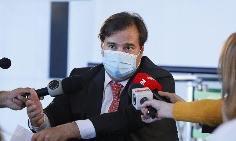 Photo of Rodrigo Maia diz que acordo para votar adiamento das eleições ainda está longe