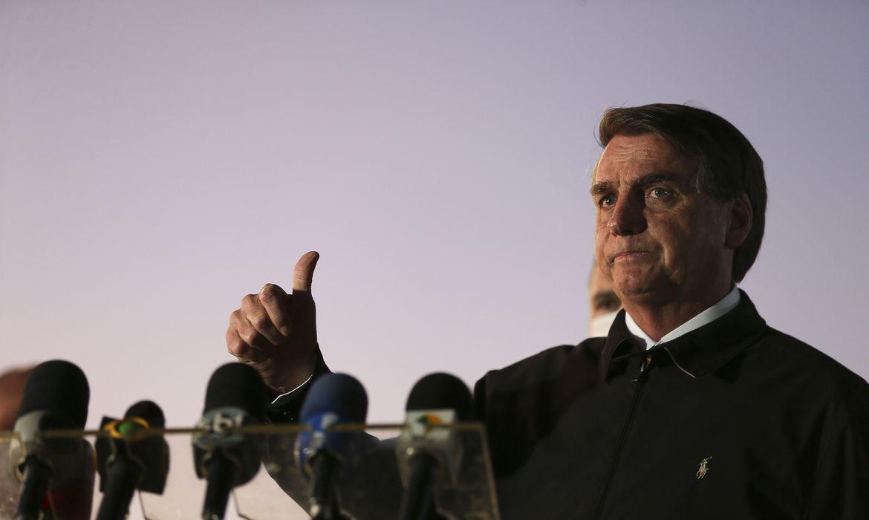 Photo of Bolsonaro sanciona lei que torna obrigatório o uso de máscara