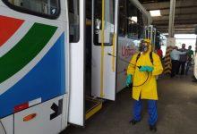 Photo of Transporte coletivo da Capital é retomado nesta segunda-feira